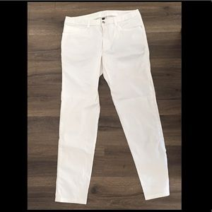 Lululemon White Pants Size 34